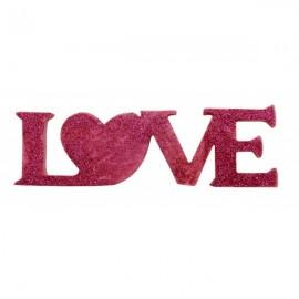 Mot LOVE FUSCHIA