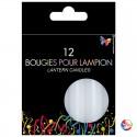 12 Bougies pour Lampions