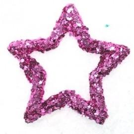 12 étoiles FUSCHIA