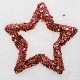 12 étoiles ROUGE