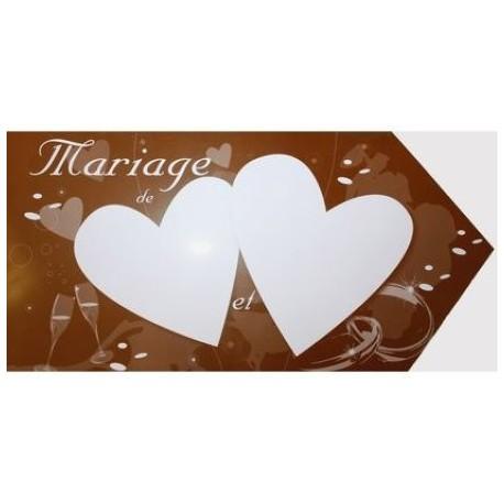 FLECHE Chocolat INDICATION Invités