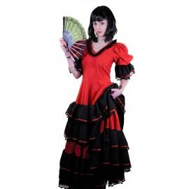 Déguisement Femme Espagnole