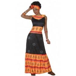 Déguisement Femme Africaine