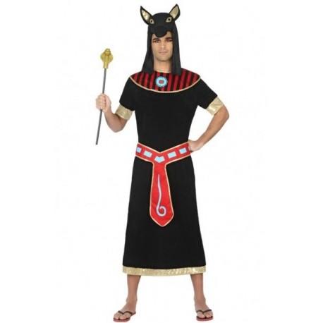 Déguisement Homme Dieu Anubis