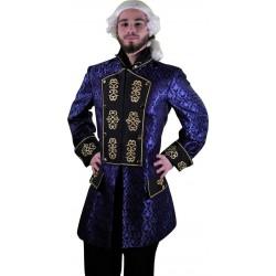 Veste Luxe Marquis Bleu Homme