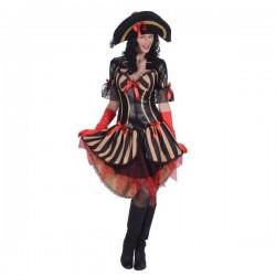 Déguisement Femme Pirate Baroque