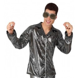 Veste Disco Argent