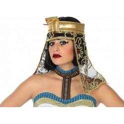 Coiffe Egyptienne Cléopatre