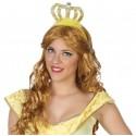 Couronne Jaune de Princesse