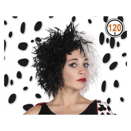 Perruque Femme Cruella