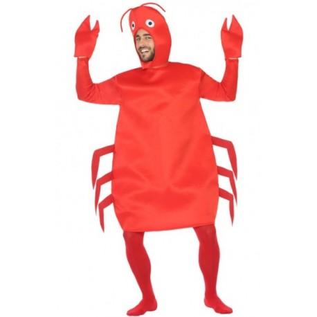 Déguisement Homme Crabe