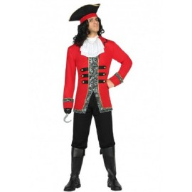 Déguisement Capitaine Pirate XXL