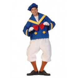Costume Homme Donald Duck Luxe
