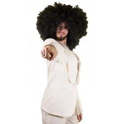 Costume Disco Blanc Cassé luxe