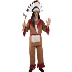Déguisement Homme Indien Apache