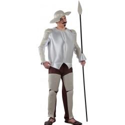 Déguisement Homme Chevalier Don Quichotte