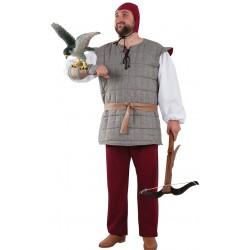 Déguisement Fauconnier Médiéval Homme