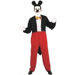 Déguisement Souris Mickey Homme