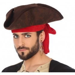 Tricorne de Pirate Adulte