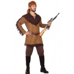 Déguisement Homme Davy Crockett