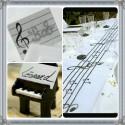 Décorations de Musique