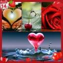 Décorations de Saint Valentin