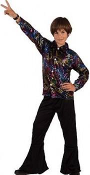 déguisement disco hippie garçon