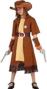 déguisement western fille