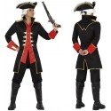 Déguisement Homme Capitaine Pirate