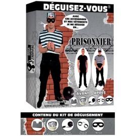 Kit Déguisement Homme Prisonnier