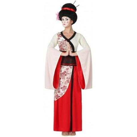 Déguisement Femme Geisha Japonaise