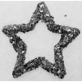 12 étoiles NOIR
