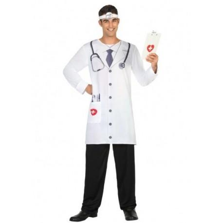 Déguisement Homme Docteur