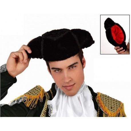 Chapeau Torero Velours Homme