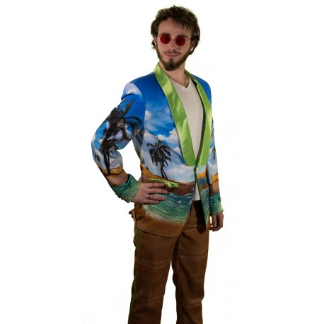 Costume Homme Hawaï