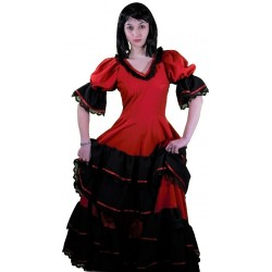 Costume Danseuse Flamenco Luxe