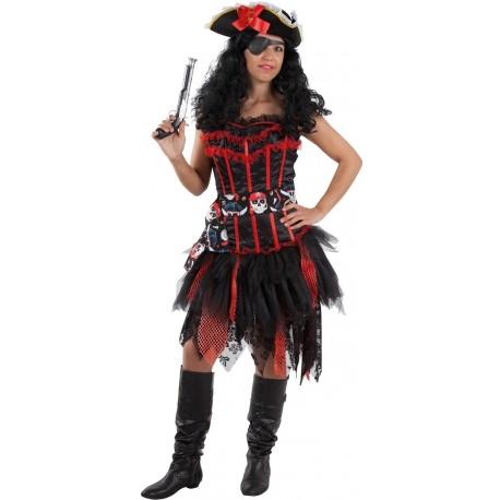 e97cdf145ca Déguisement Pirate Femme