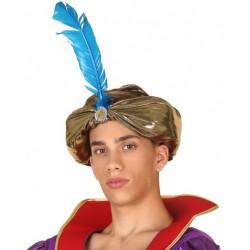 Turban Doré Aladin