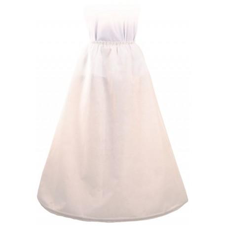 Jupon Blanc Amidonné
