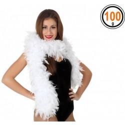Boa Blanc Plumes 100g