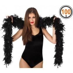 Boa Noir Plumes 100g