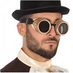 Lunettes Steampunk Homme