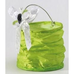 Petit Lampion Lanterne Vert Anis