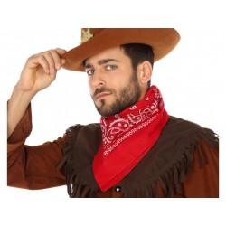 Bandana Rouge Cowboy
