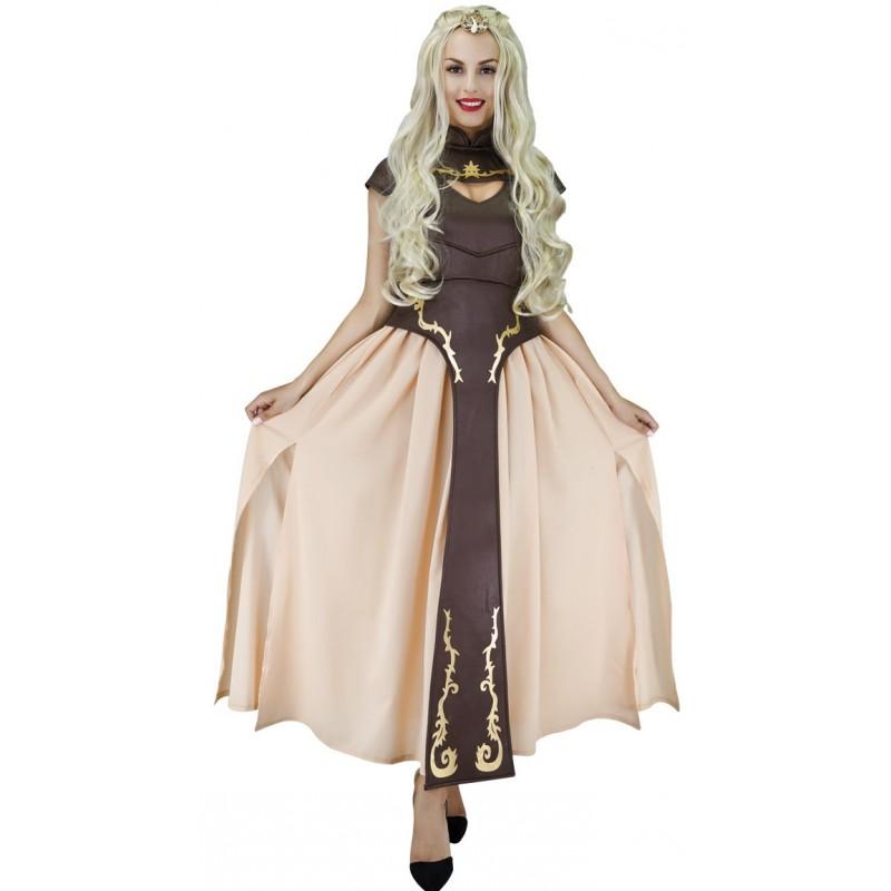 687923983a5 Déguisement Femme Princesse Médiévale. Référence 44284. État   Neuf. Costume  de ...