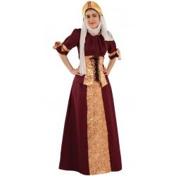 Déguisement Dame Médiévale Luxe Femme