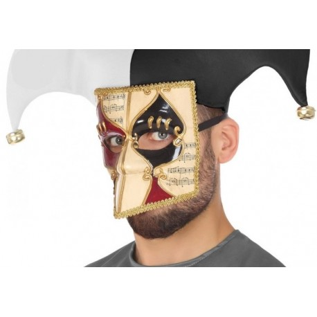 Masque Bauta de Venise