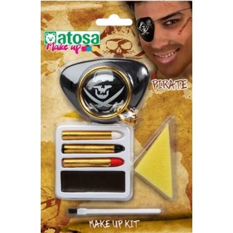 Kit Maquillage Pirate