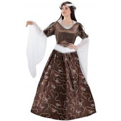 Déguisement Femme Reine d'Aragon