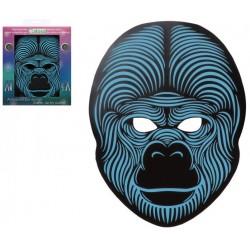 Masque de Gorille à Led